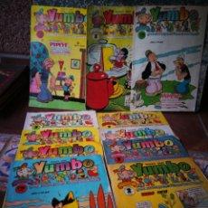 Tebeos: LOTE DE TEBEOS YUMBO. EDICIONES CLIPER. Lote 131861175