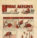 Tebeos: HORAS ALEGRES (LECTURAS AMENAS) CON BENEJAM Y URDA (COMERCIAL GERPLÁ. EJEMPLAR NO CATALOGADO.. Lote 131869106