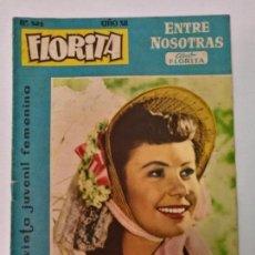 Tebeos: FLORITA N°526. Lote 132080114