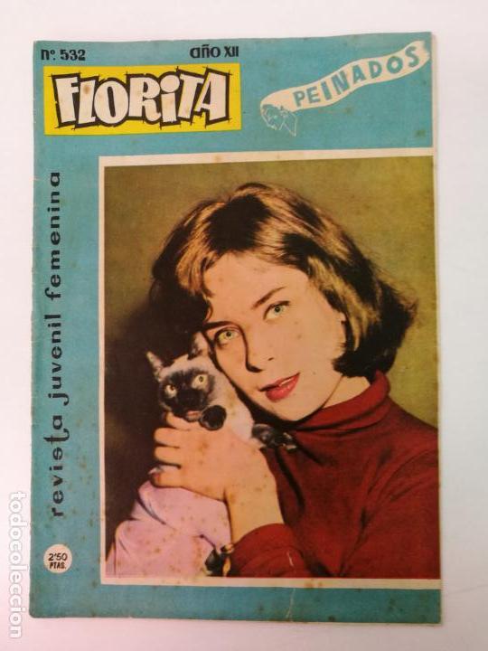 FLORITA N°532 (Tebeos y Comics - Cliper - Florita)