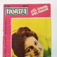 Tebeos: FLORITA N°545. Lote 132081482