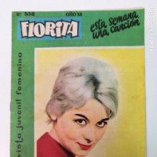 Tebeos - FLORITA N°550 - 132081818