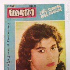 Tebeos: FLORITA N°554. Lote 132082610