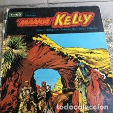 Tebeos: MANOS KELLY TRINCA CÓMIC. Lote 132555346