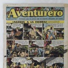 BDs: CÓMIC AVENTURERO N°1 / CORONEL X / EDICIONES FUTURO 1953. Lote 132889070
