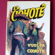 Tebeos: EL COYOTE Nº 2 - - JOSE MALLORQUI. AÑO 1973. EDICIONES FAVENCIA. Lote 133703898