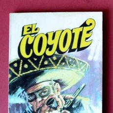 Tebeos: EL COYOTE Nº 9. SIERRA DE ORO - JOSE MALLORQUI. AÑO 1973. EDICIONES FAVENCIA. Lote 133706462