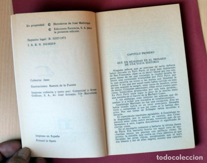 Tebeos: EL COYOTE Nº 12. DON CESAR DE ECHAGUE - JOSE MALLORQUI. AÑO 1973. EDICIONES FAVENCIA - Foto 3 - 133709534