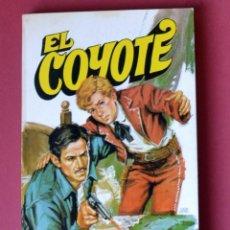 Tebeos: EL COYOTE Nº 15. EL HIJO DEL COYOTE - JOSE MALLORQUI. AÑO 1973. EDICIONES FAVENCIA. Lote 133710670