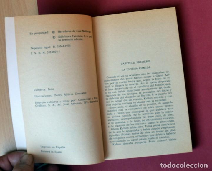 Tebeos: EL COYOTE Nº 16. LA MARCA DEL COBRA - JOSE MALLORQUI. AÑO 1973. EDICIONES FAVENCIA - Foto 3 - 133710870