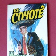 Tebeos: EL COYOTE Nº 19. LA DIADEMA DE LAS ESTRELLAS - JOSE MALLORQUI. AÑO 1973. EDICIONES FAVENCIA. Lote 133711698