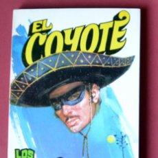 Tebeos: EL COYOTE Nº 75.LOS MOTIVOS DEL COYOTE - JOSE MALLORQUI. AÑO 1974. EDICIONES FAVENCIA. Lote 133859830