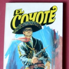 Tebeos: EL COYOTE Nº 35. CUANDO EL COYOTE CASTIGA - JOSE MALLORQUI. AÑO 1974. EDICIONES FAVENCIA. Lote 133860442