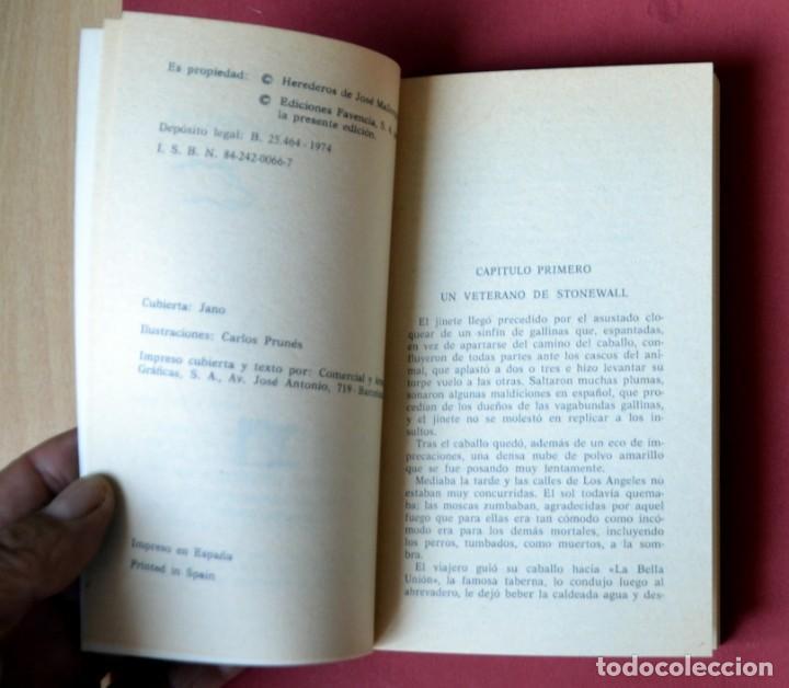 Tebeos: EL COYOTE Nº 57. GUADALUPE - JOSE MALLORQUI. AÑO 1974. EDICIONES FAVENCIA - Foto 3 - 133860634