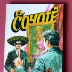 Tebeos: EL COYOTE Nº 128. EL RETRATO DE NELLYDUNN - JOSE MALLORQUI. AÑO 1975. EDICIONES FAVENCIA. Lote 133861510