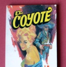 Tebeos: EL COYOTE Nº 39.LA HUELLA AZUL - JOSE MALLORQUI. AÑO 1974. EDICIONES FAVENCIA. Lote 133863014