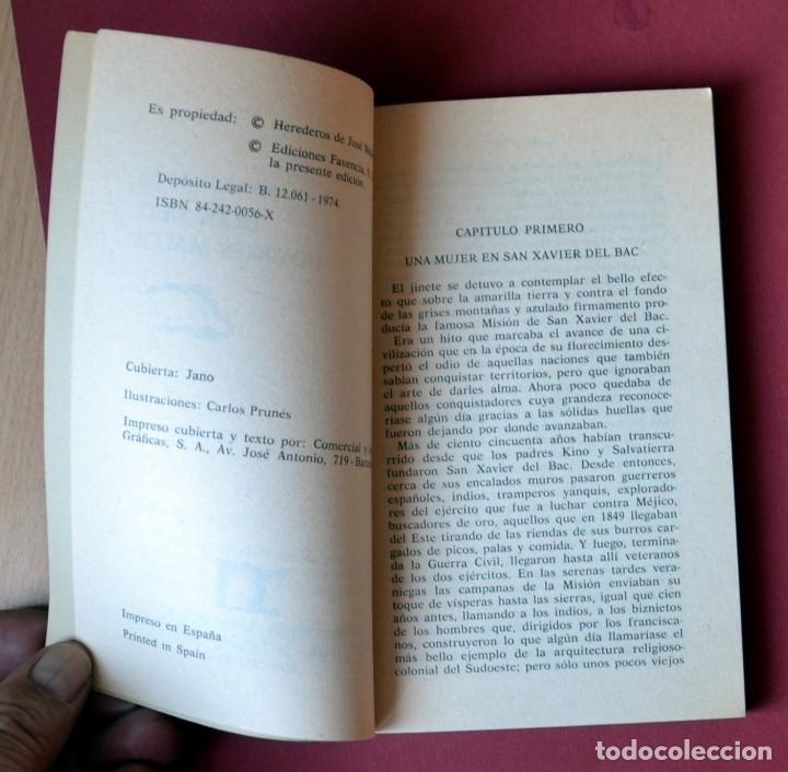 Tebeos: EL COYOTE Nº 48.7 HOMBRES MALOS - JOSE MALLORQUI. AÑO 1974. EDICIONES FAVENCIA - Foto 3 - 133971846