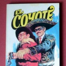 Tebeos: EL COYOTE Nº 31.EL PRECIO DEL COYOTE - JOSE MALLORQUI. AÑO 1974. EDICIONES FAVENCIA. Lote 133972658
