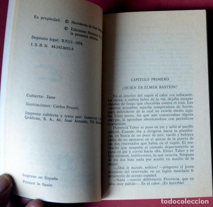 Tebeos: EL COYOTE Nº 43.PADRE E HIJO - JOSE MALLORQUI. AÑO 1974. EDICIONES FAVENCIA - Foto 3 - 133972790