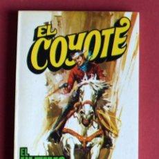 Tebeos: EL COYOTE Nº 104.EL ULTIMO DE LOS SIETE - JOSE MALLORQUI. AÑO 1975. EDICIONES FAVENCIA. Lote 134224642