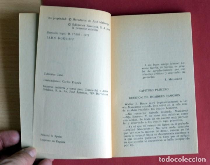 Tebeos: EL COYOTE Nº 103.LAS ANGUSTIAS DE DON GOYO - JOSE MALLORQUI. AÑO 1975. EDICIONES FAVENCIA - Foto 3 - 134401090