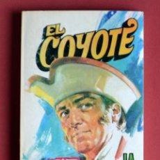 Tebeos: EL COYOTE Nº 123.LA CASA DE LOS VALDEZ - JOSE MALLORQUI. AÑO 1975. EDICIONES FAVENCIA. Lote 134401578