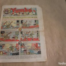 Tebeos: YUMBO Nº 93, EDITORIAL CLIPER. Lote 134891794