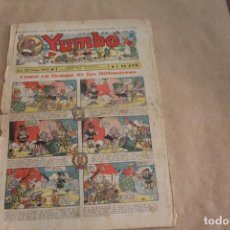 Tebeos: YUMBO Nº 100, EDITORIAL CLIPER. Lote 134892138