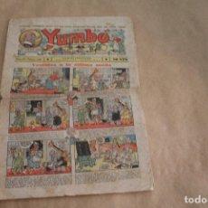 Tebeos: YUMBO Nº 126, EDITORIAL CLIPER. Lote 134892486