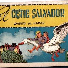Tebeos: ROSA GALCERÁN : EL CISNE SALVADOR . CUENTO DE HADAS (GERPLA). Lote 135444058