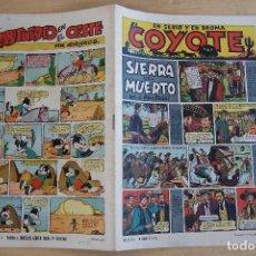 Tebeos: EL COYOTE Nº 8. Lote 135553738