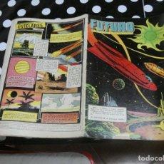 Tebeos: REVISTA FUTURO: REVISTA DE LAS RUTAS DEL ESPACIO ORIGINAL DE 1957 NUM 10. Lote 136518946