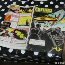 Tebeos: REVISTA FUTURO: REVISTA DE LAS RUTAS DEL ESPACIO ORIGINAL DE 1957 NUM 12. Lote 136519426