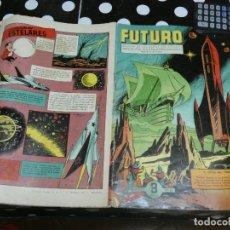 Tebeos: REVISTA FUTURO: REVISTA DE LAS RUTAS DEL ESPACIO ORIGINAL DE 1957 NUM 14. Lote 136519570