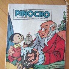 Tebeos: PINOCHO -CLIPER- Nº 2 -ORIGINAL- 1957- MUY DIFICIL. Lote 137196870