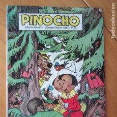 Tebeos: PINOCHO -CLIPER- Nº 3 -ORIGINAL- 1957- MUY DIFICIL. Lote 137197314