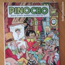 Tebeos: PINOCHO -CLIPER- Nº 5 -ORIGINAL- 1957- DIFICIL. Lote 137197670