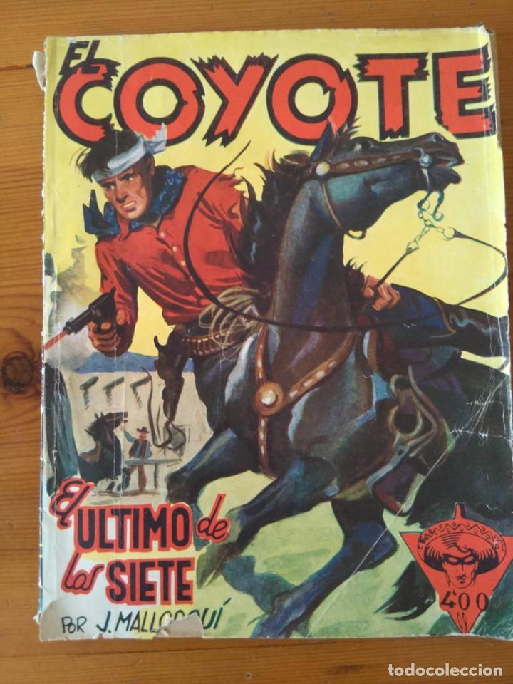 EL COYOTE (Tebeos y Comics - Cliper - El Coyote)
