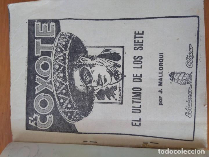 Tebeos: El coyote - Foto 3 - 137417510