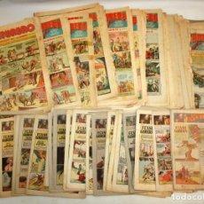 Tebeos: AVENTURERO: 105 COMICS-HISPANO AMERICANA-(1935).. Lote 137815302