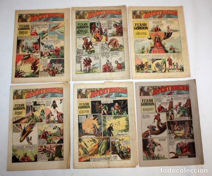 Tebeos: AVENTURERO: 105 COMICS-HISPANO AMERICANA-(1935). - Foto 6 - 137815302