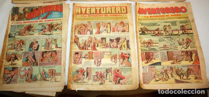 Tebeos: AVENTURERO: 105 COMICS-HISPANO AMERICANA-(1935). - Foto 9 - 137815302