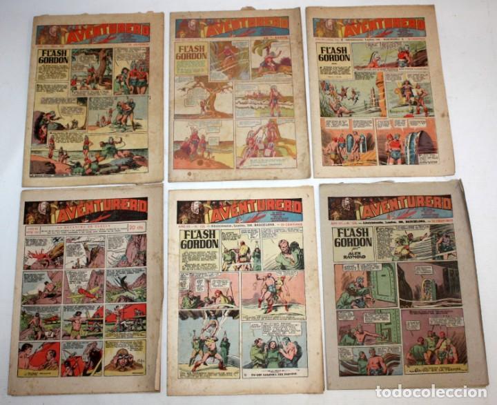 Tebeos: AVENTURERO: 105 COMICS-HISPANO AMERICANA-(1935). - Foto 11 - 137815302
