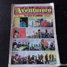 Tebeos: AVENTURERO Nº 30 EDICIONES CLIPER 1953. Lote 137946670
