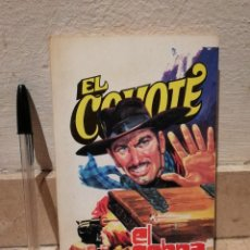 Tebeos: EL COYOTE - NUMERO 85 - WESTERN - JOSE MALLORQUI - JANO - EDITORIAL FAVENCIA 1974. Lote 138635394