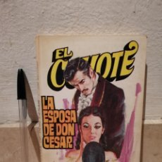 Tebeos: EL COYOTE - NUMERO 23 - WESTERN - JOSE MALLORQUI - JANO - EDITORIAL FAVENCIA 1974. Lote 138635398