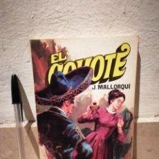 Tebeos: EL COYOTE - NUMERO 27 - WESTERN - JOSE MALLORQUI - JANO - EDITORIAL FAVENCIA 1974. Lote 138635422