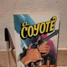 Tebeos: EL COYOTE - NUMERO 77 - WESTERN - JOSE MALLORQUI - JANO - EDITORIAL FAVENCIA 1974. Lote 138635426