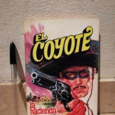 Tebeos: EL COYOTE - NUMERO 83 - WESTERN - JOSE MALLORQUI - JANO - EDITORIAL FAVENCIA 1974. Lote 138635446