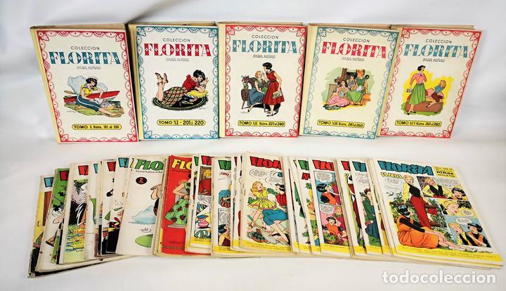 COLECCIÓN DE FLORITA. 145 REVISTA PARA NIÑAS. EDIT CLIPER. ESPAÑA. CIRCA 1950. (Tebeos y Comics - Cliper - Florita)